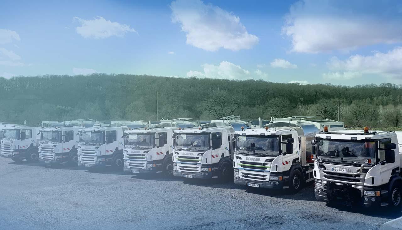 Camions Reparoute